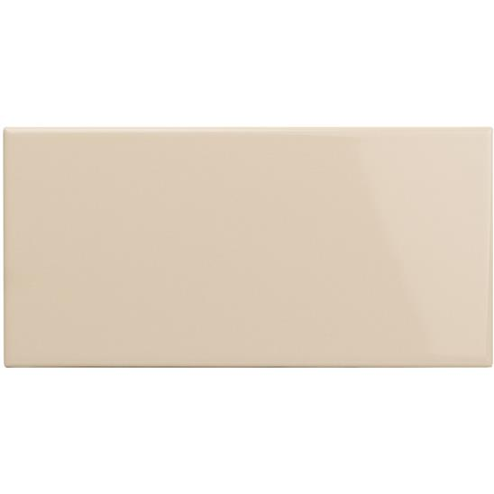 Imperial Ivory Half Tile
