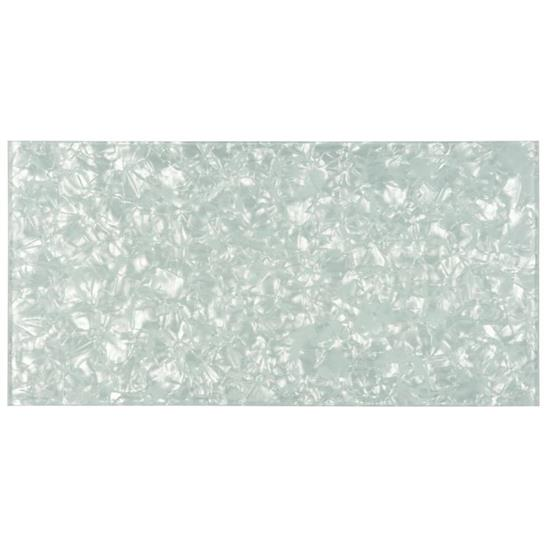 Crushed Pearl Decorative Glass